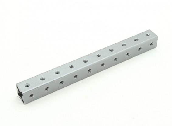 RotorBits pré-perfurados de alumínio anodizado Construção perfil 100 milímetros (Gray)