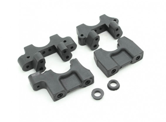 montar diff.bearing Central - Basher Sabertooth 1/8 Scale