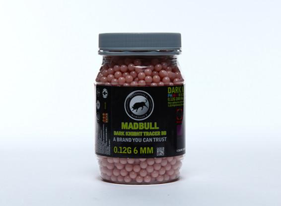 Madbull Fantasma 0,12 g Dark Knight BB 2000rds Bottle (sangrento vermelho)