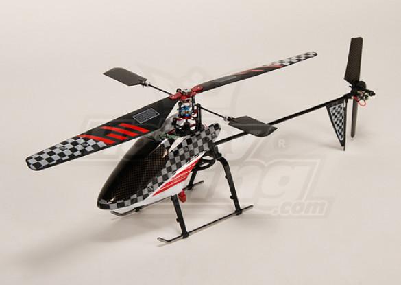Walkera 4 # metal Edição 2.4GHz helicóptero B & F