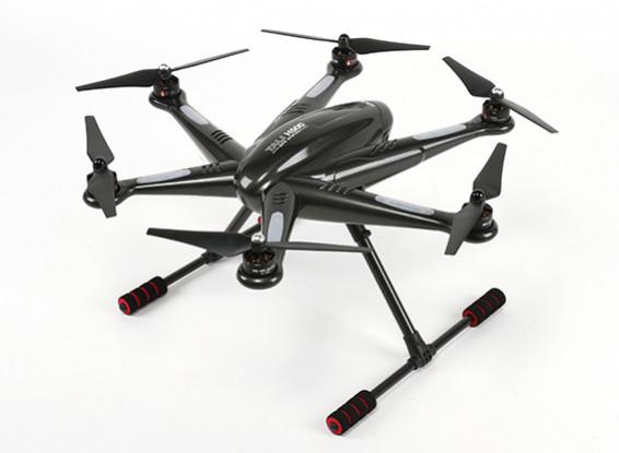 Walkera TALI H500 FPV Hexacopter w / out bateria (B & F)