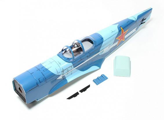 Yak-9 GP / EP - Fuselagem