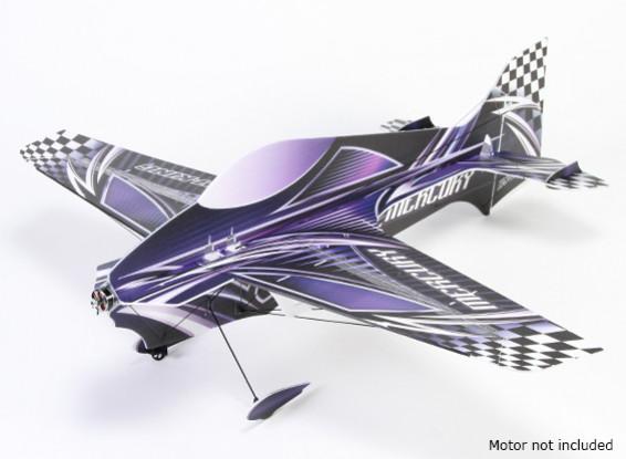 Mercury 3D Plano Foam Depron 900 milímetros (Kit)