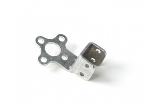 Alumínio vara Motor Mount 20 milímetros (Silver)