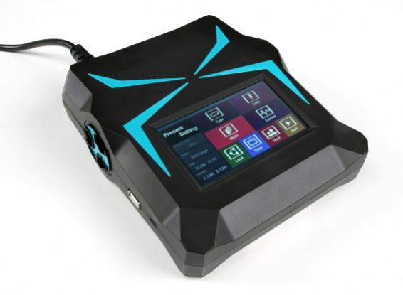 HobbyKing ™ X200 AC / DC Touch Screen Smart Battery Charger 10A 6S (EU Plug)