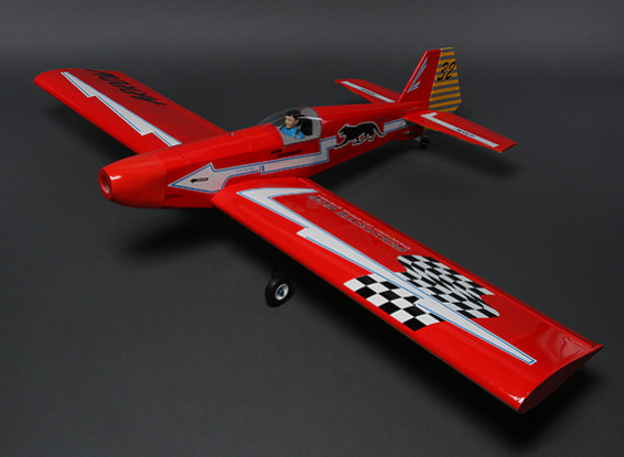 Arrow 2 Sport asa baixa instrutor Balsa GP 1.530 milímetros / EP (ARF)