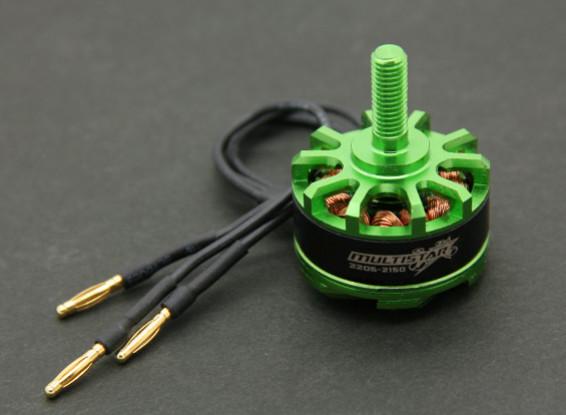 "Multistar 2206-2150KV 3 ~ 4S 320w FPV Drone Motor ""The Baby Beast"""