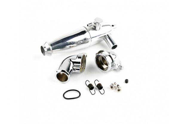 Alumínio conjunto Exhaust Pipe - A3011