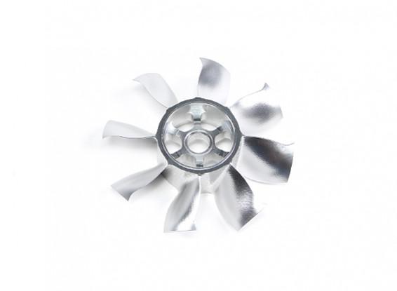 Dr. Mad Thrust CNC Alloy 70 milímetros 8-Blade Fan Rotor