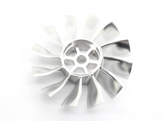 Dr. Mad Thrust CNC alumínio 12 Lâmina Fan Rotor Para 90mm unidades de ventiladores