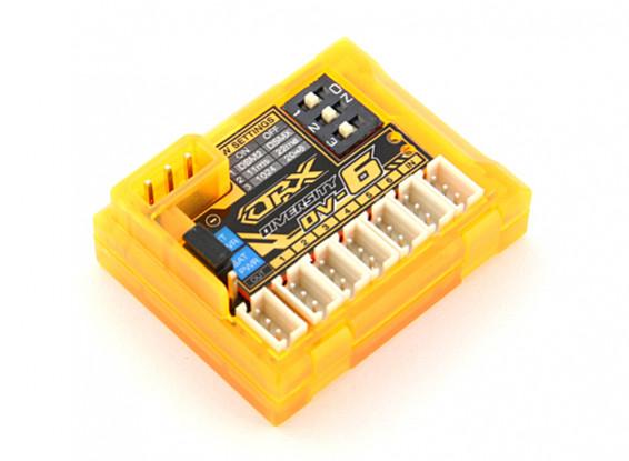 controlador OrangeRX DSM Diversidade