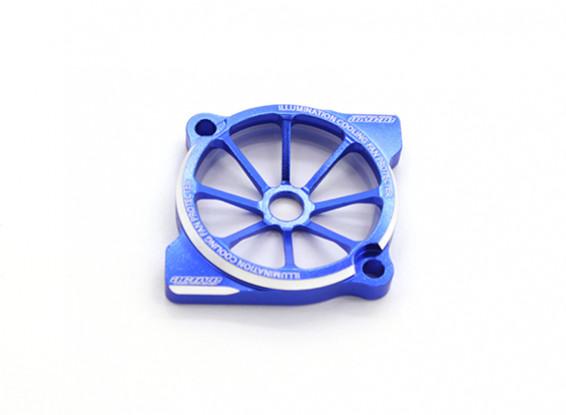 Ativo Hobby 30 milímetros Iluminação Fan Protector (Deep Blue)