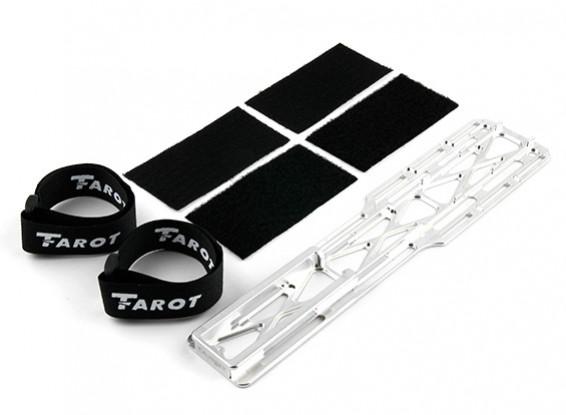 Tarot T-Rex 600E PRO / 600EFL PRO Bateria Alumínio Mount Tray (TL60215-01)