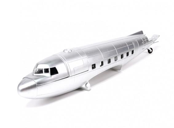 HobbyKing ™ DC-3 1600 milímetros - Fuselagem
