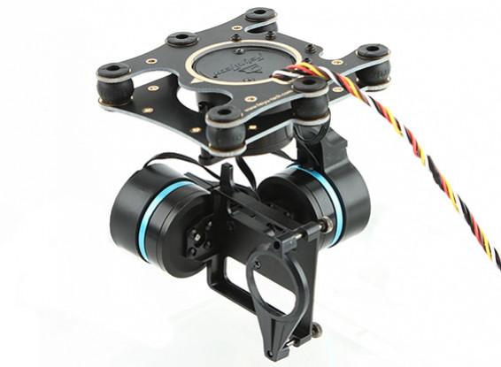 FeiyuTech G3 3 eixos cardan Brushless para Multi-Rotor ou aeronaves