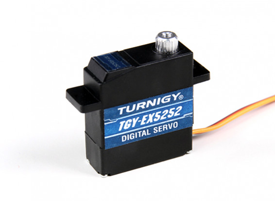 Turnigy ™ TGY-EX5252MG gêmeo BB Digital Micro Servo 2,8 kg / 0.10sec / 12,4 g