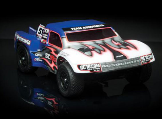 Team Associated SC10.2 equipa Factory (Kit)