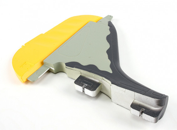 HobbyKing ™ Focke Wulf FW-190 1.600 milímetros - Vertical Fin