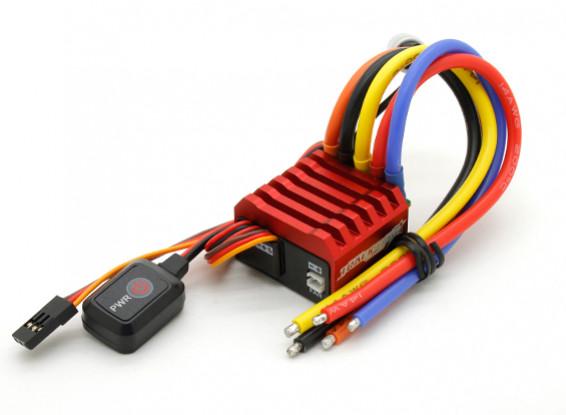 TrackStar Sportsman 60A 1 / 10th escala Sensored Brushless Car ESC (ROAR aprovado)