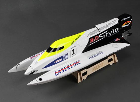 HobbyKing® H2O Estilo 650EP Formula 1 620 milímetros Tunnel (ARR)