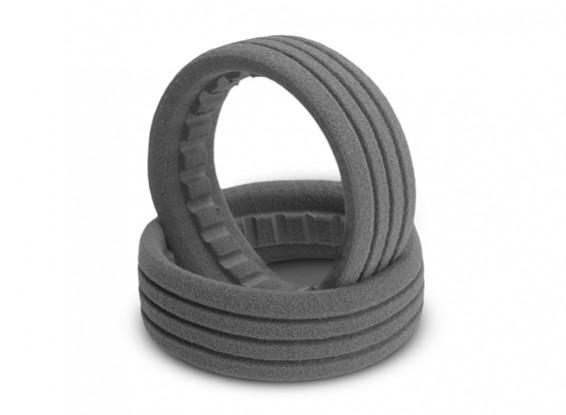 JConcepts sujeira-Tech 1 / 10th 2WD Buggy pneu dianteiro Inserções - Medium / Firm