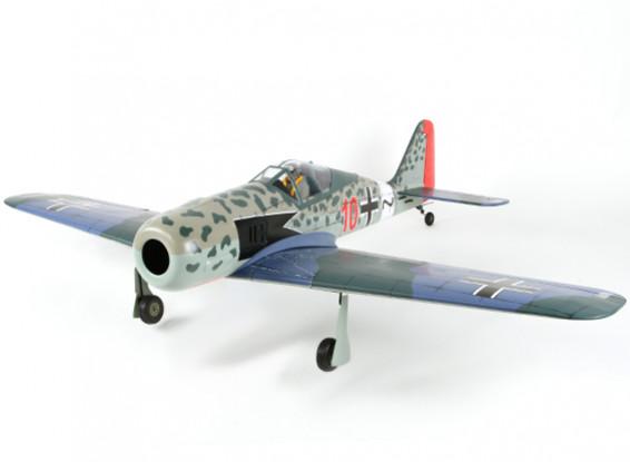 Focke Wulf FW-190A Balsa 0,46 tamanho GP / EP 1.500 milímetros (ARF)