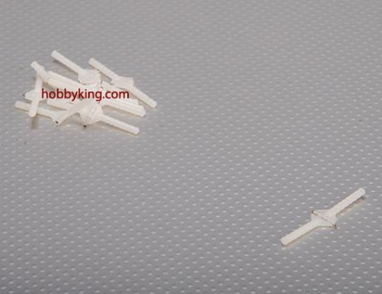 Super Light Pivot & Round Dobradiças D3xW10xL48mm (10pcs / set)