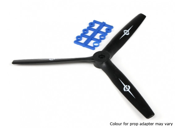 Master Airscrew 3-Blade Propeller 10x7 (CCW) (1pc)