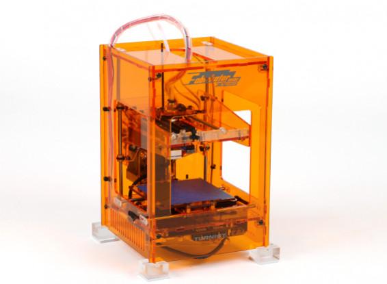 Printer Fabrikator Mini 3D - V1.5 - 230V AU - Orange