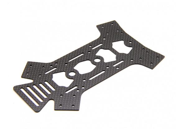 Quadro Spedix Series S250AQ - Substituição inferior Placa Frame (1pc)