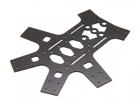 Quadro Spedix Series S250AH - Substituição inferior Placa Frame (1pc)