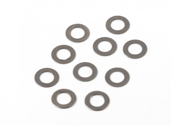 BSR Beserker 1/8 Truggy - Shim 7x12x0.5mm (10pcs) 940.715