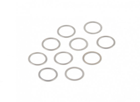 BSR Beserker 1/8 Truggy - Shim 13.2x15.9x0.5mm (10pcs) 941.315