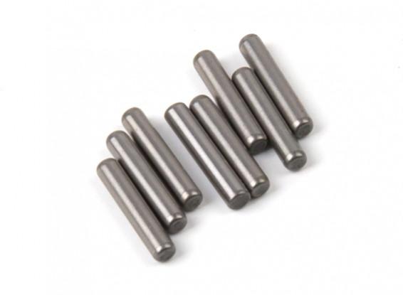 BSR Beserker 1/8 Truggy - 2.5x13mm PIN (8pcs) 952.513