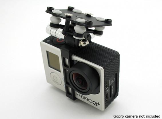 GoPro / Ação Camera Universal antivibratório Suporte de Montagem