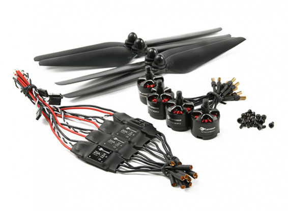 2312-960kv LDPOWER D310 Power System Multicopter (9,5 x 4,5) (4 pack)
