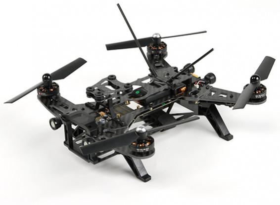 Walkera Runner 250 FPV Corrida Quadrotor w / Motors / ESC / controlador de vôo / Receiver (PNF / B & F)