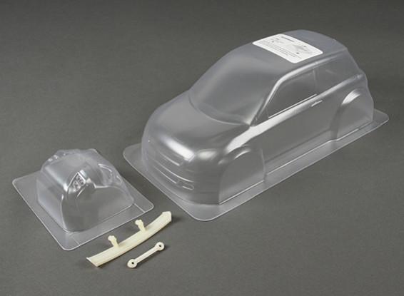 01:10 Super 1600 Swift Limpar Shell corpo (para M chassis)