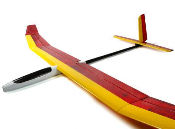 HobbyKing Aether 3.700 milímetros elétrica ALES Glider V2 (ARF)