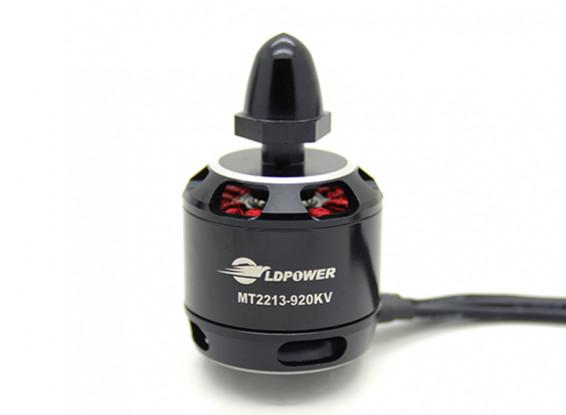 LDPOWER MT2213-920KV Brushless Multicopter Motor (CCW)