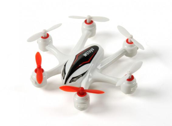 WLToys 2.4GHz Mini 6-Axis Hexacopter w / Mode Headless (2 Mode) RTF