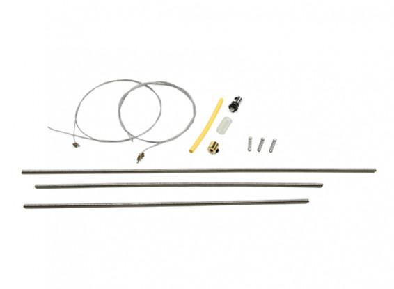 BSR 1000R peça de reposição - Conjuntos de aço fio opcional de freio