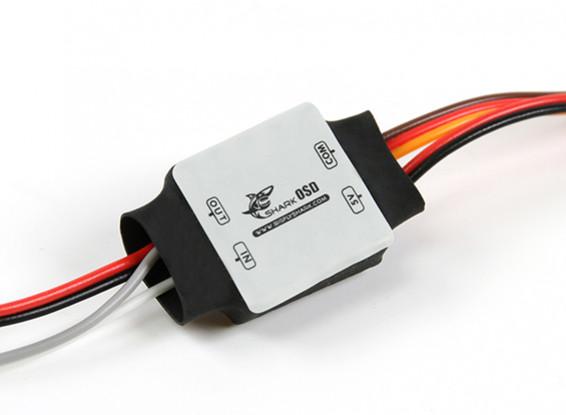 Módulo OSD para Tubarão X6 / X8 controladores de vôo