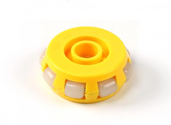 GD-03A Omni-Directional Individual 40 milímetros roda Camada Robot / 10 kg Circular Fitting