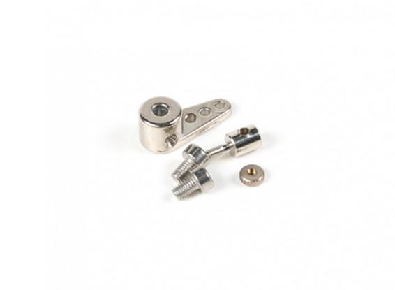 HydroPro Affinity RG65 Iate de competência - Leme Arm Set (liga de alumínio)