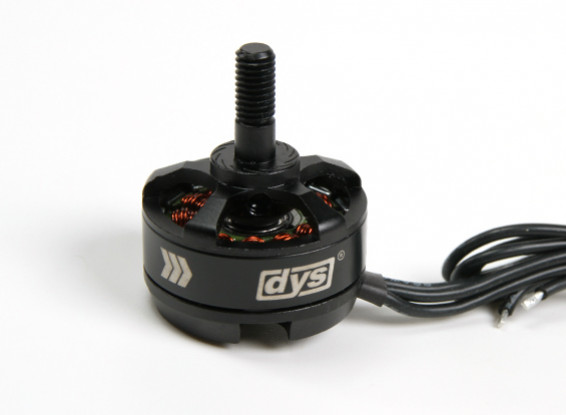 DYS MR2205 2300KV 250 Tamanho Quad Motor CW
