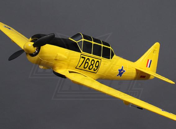 Hobbyking AT-6 Brushless Plug-n-Fly (amarelo)