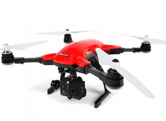 Quanum FollowMe aérea da ação da câmera Drone