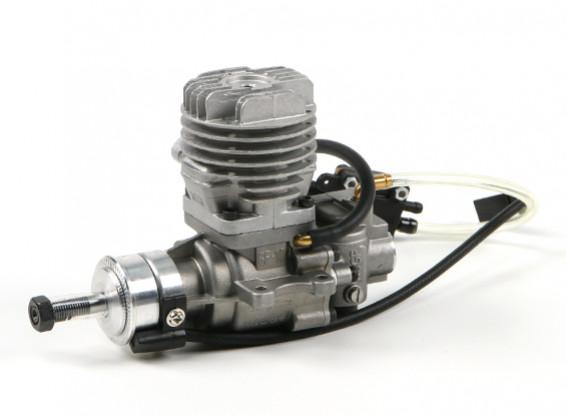 Motor RCGF 10CC 2 tempos único cilindro de gás w / CD-ignição 1.9HP@12000RPM