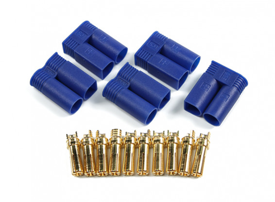 EC5 Masculino Conectores (5pcs / bag)
